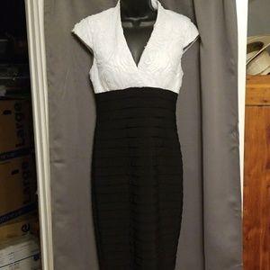 Xscape semi-formal dress size 8